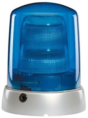 HELLA 9EL 862 140-021 Lichtscheibe, Rundumkennleuchte - Lichtscheibenfarbe: blau