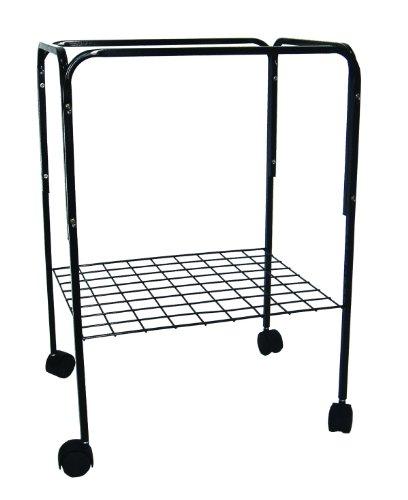 YML 4924BLK Bird Cage Stand, Black