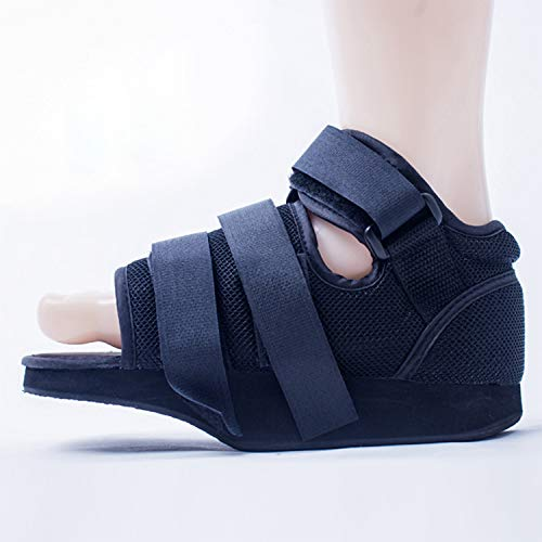 Decompressieschoenen onder de voorvoet, Gips Vaste schoenen, Gewichtloze schoenen worden gebruikt om pijn in de voorvoet te verlichten