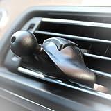 AutoScheich® Navi Lüftung Halterung Halter für Garmin Essential nüvi zumo dezl Streetpilot Kugelkopf 17mm