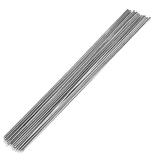 Aiyrchin 2 mm Electrodos de Soldadura Varilla de soldar Hilos con núcleo...