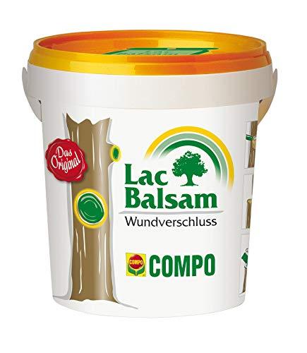 Compo Lac Balsam, Wundverschlussmittel zur Behandlung an Zier- und Obstgehölzen, 2 kg