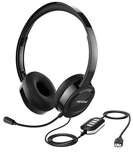Mpow Computer-Headset mit Kabel