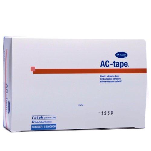 Ac Tape Elastic Medical Adhesive Tape 1 X 5 Yd