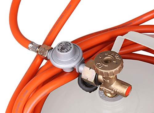 GARDINGER SuperFlamme, das Gasbrenner Komplettset für die Propanflasche - 2