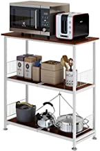 Home Living Museum/Kitchen Racks Floor Multi Layer Storage Cabinets Home Cupboard Storage Rack Space Oven Microwave Storag...