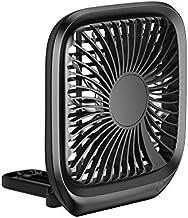 SHYPYG Foldable Mini USB Fans Car Back Seat Cooler Fan Portable Air Cooling Fan for Home Travel Car Headrest Desktop Offic...