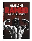 Rambo 1-5 (5 Dvd) [Edizione: Stati Uniti] [Italia]...