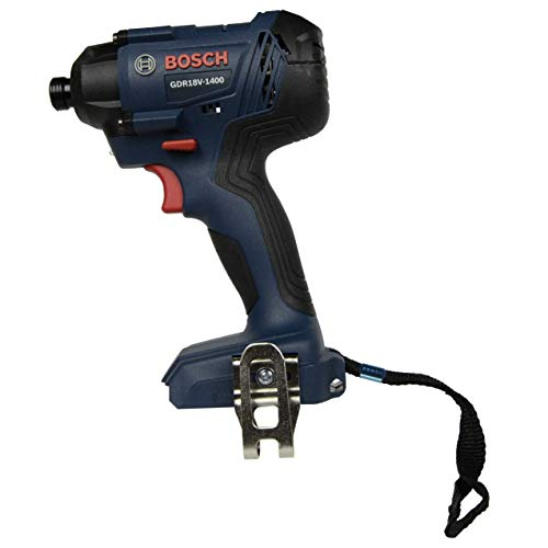 Best Price! BOSCH GDR18V-1400B-RT 18V Cordless 18-Volt 1/4-Inch Hex Impact Driver TOOL ONLY (Renewed...