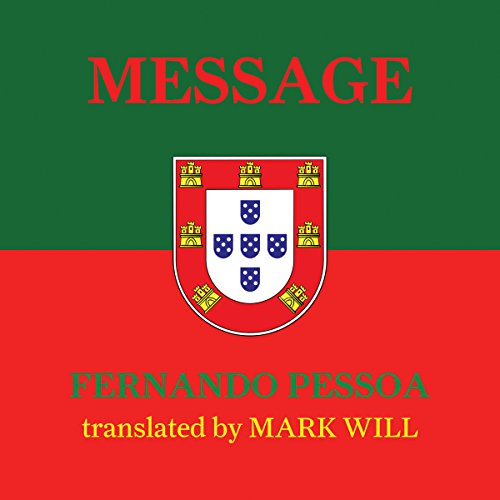 Message audiobook cover art