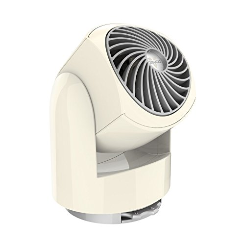 Vornado Flippi V6 Personal Air Circulator Fan, Vintage White (Cream)