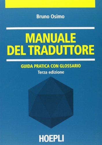 Manuale del traduttore