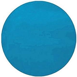 Chal - 50 Sets de table intissé ronds turquoise
