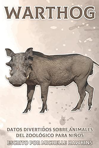 Warthog: Datos divertidos sobre animales del zoológico para niños #21
