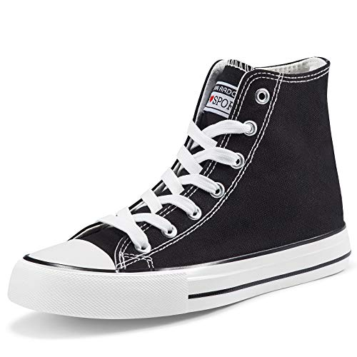 (45% OFF) Women's High Tops Canvas Shoes $8.51 – Coupon Code