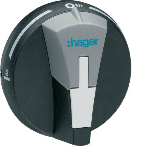 Hager HZC010 - Mando embrague interruptor 40-80a