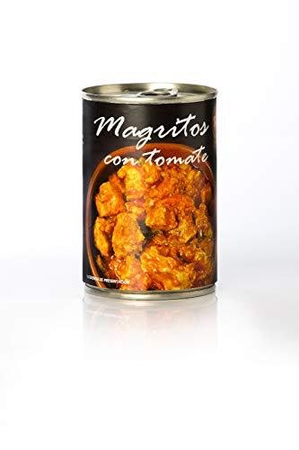 Magritos con Tomate Polgri 390 grs. x 3 unds. Carne de Cerdo con Tomate