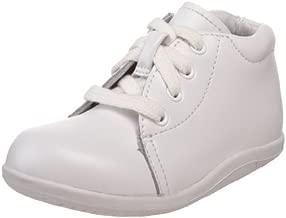 Stride Rite Baby Girls SRTech Kids' Elliot Sneaker, White, 4 Infant