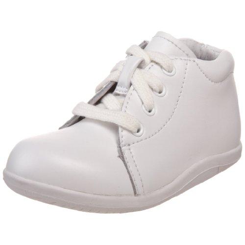 Stride Rite Baby Girls SRTech Kids' Elliot Sneaker, White, 4.5 Infant