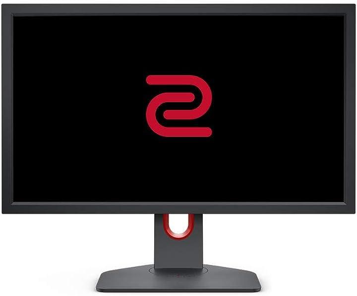 Monitor pc da gaming 24 pollici 144 hz, 1080p, base compatta benq zowie xl2411k