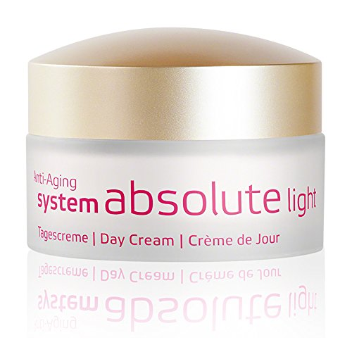 Annemarie Börlind System Absolute femme/women, Anti Aging Day Cream Light, 1er Pack (1 x 50 ml)