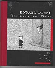 The Gashlycrumb Tinies :1988 Deluxe Engagement Book