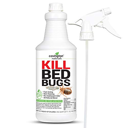 Covington Naturals Bed Bug Killer