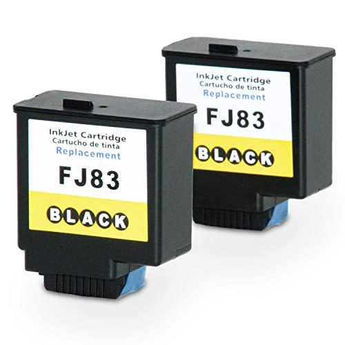 2X Tintenpatrone kompatibel für Olivetti FJ-83 B0797 Fax-LAB 650 680