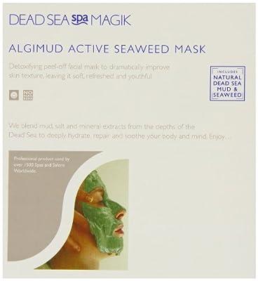 Dead Sea Spa Magik Algimud Face Mask 25g