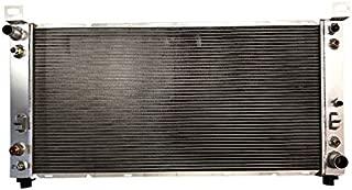 New All Aluminum Radiator for Cadillac Escalade/Chevrolet Avalanche, Silverado, Suburban, Tahoe/GMC Sierra, Yukon/Hummer H2