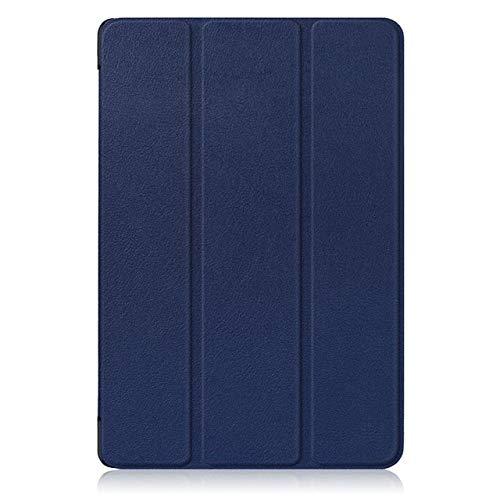 """JiuRui Custodie e Cover per Huawei MediaPad 10 M5 PRO 10.8"""", la Calotta di Protezione del Cuoio Tablet CMR-AL09 CMR-W09 astuta dell'unità di Elaborazione per Mediapad M5 10,8 PRO (Colore : Blu)"""