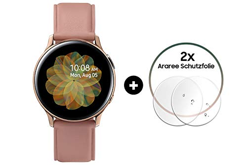 Samsung Galaxy Watch Active2 Stainless Steel 40 mm Explorer Edition (LTE) gold