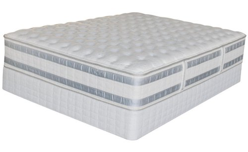 Hot Sale East King Serta Perfect Day iSeries Applause Firm Mattress