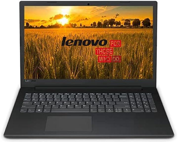 Portatile pc lenovo v145-15ast cpu amd a6-9225 boost a 2.6 ghz notebook 15.6