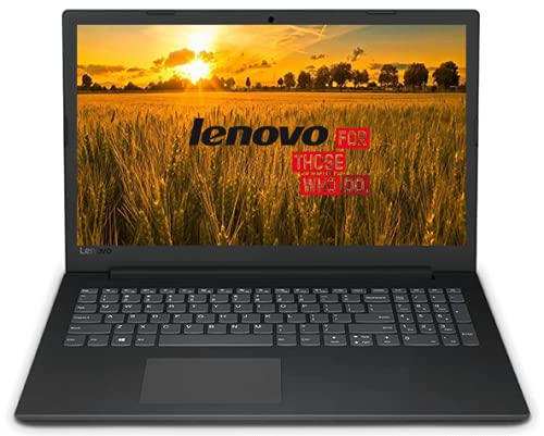 Portátil Lenovo V145 cpu AMD A6-9225 Boost, 2,6 GHz, 15,6 pulgadas, pantalla HD 1366 x 768 píxeles, DDR4 8 GB, SSD 256 GB, webcam, DVD, WiFi, Bt, Win 10 Pro, A/V, Gar. Italia
