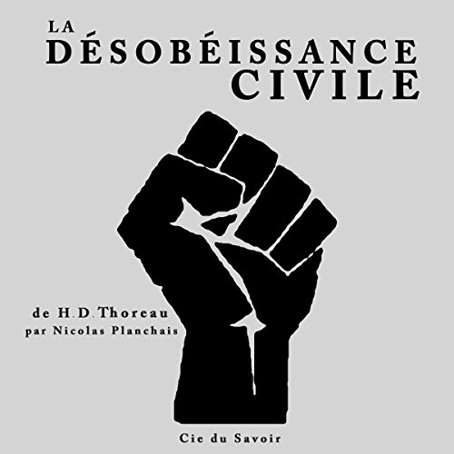 Couverture de La désobéissance civile