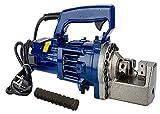 Herramienta de corte automático acero corrugado hidráulico cortador cuerda de acero eléctrico RC-22para cortar Steel bar range 4–16mm