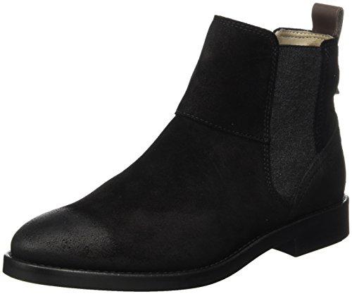 Marc O'Polo Damen Flat Heel Chelsea 70814225001304 Boots, Schwarz (Black), 38 EU (5 UK)