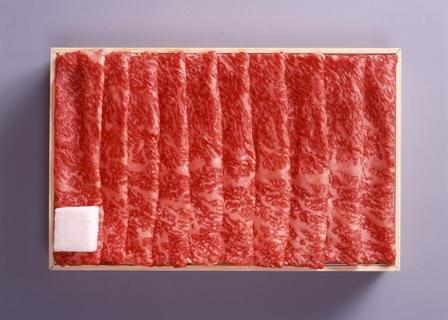 米沢牛 ロースすき焼き用 500g