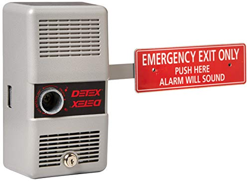 Detex ECL-230D Emergency Door Exit Alarm, Silver 3
