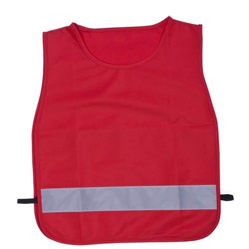 Subitodisponibile Chaleco de Seguridad para niños de poliéster