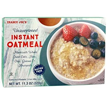 trader joes instant oatmeal