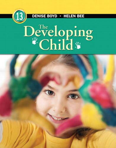 developing child textbook - 3