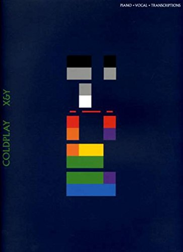 Coldplay: X&Y For Piano, Voice and Guitar