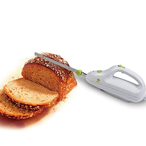 2020 Couteau électrique de pain, opération...