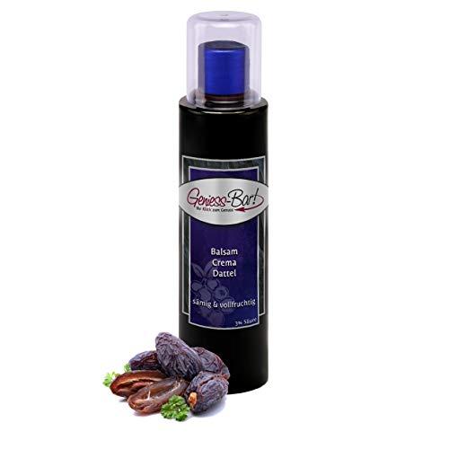 Balsamico Creme Dattel 0,26L 3% Säure mit original Crema di Aceto Balsamico di Modena IGP