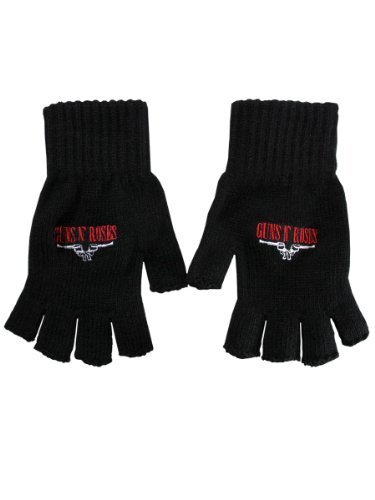 GUNS N ROSES??? LOGO & PISTOLS? FINGERLESS GLOVES / Handschuhe by GUNS N ROSES??? FINGERLESS GLOVES / Handschuhe (2012) Audio CD