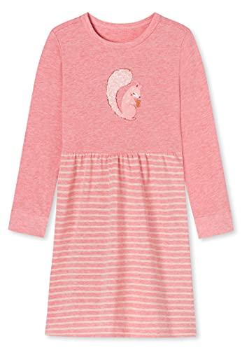 Schiesser Mädchen Langarm Nachthemd, rosa, 140