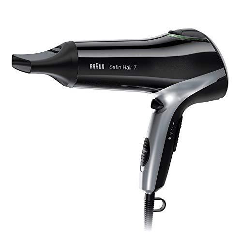 Braun Satin Hair 7 HD710 IONTEC - Haardroger Met Ionische Technologie Voor Een Superglans En Minder Pluizig Haar