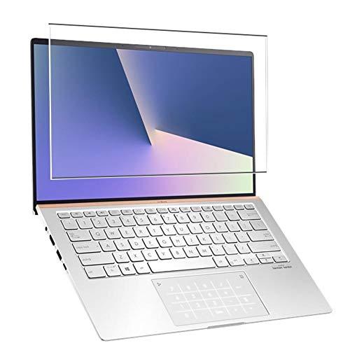 """Vaxson 3-Pack TPU Pellicola Protettiva, compatibile con ASUS ZenBook 14 UX433 UX433FAC 14"""", Screen Protector Film [Non Vetro Temperato Custodia Cover ]"""